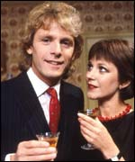 Paul Nicholas and Jan Francis in Just Good Friends