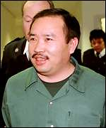 Alleged smuggler Lai Changxing, January 2001