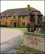 Little Bridge House hospice in Devon