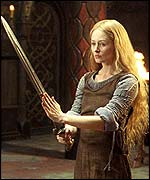 The Two Towers actress Miranda Otto