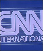The CNN logo