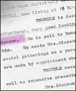 Trundle documents