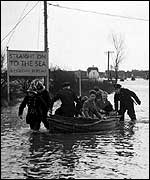 Floods of 1953