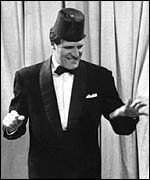 Tommy Cooper, BBC