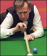 Former UK champion Terry Griffiths