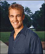 James Van Der Beek as Dawson