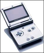 Gameboy Advance SP, Nintendo