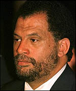 South African FA Head Danny Jordaan
