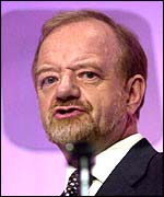 Leader of the Commons Robin Cook