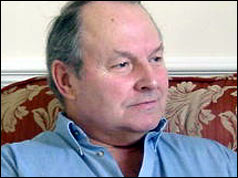 Godfrey Dykes in 2002