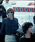 The Doors in the 1960s