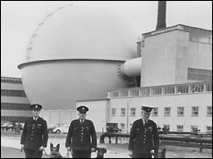 Dounreay nuclear power station in 1958 - copyright UKAEA