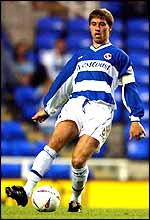 Reading defender John Mackie