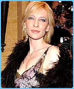 LOTR's Cate Blanchett was at the awards