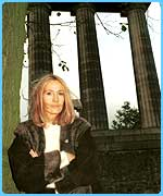 J.K.Rowling in Edinburgh
