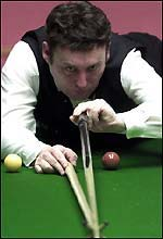Jimmy White gave a good account of himself