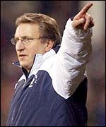 Sheffield United manager Neil Warnock