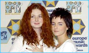 Tatu have caused a stir with their controversial video