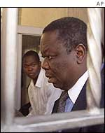 Morgan Tsvangirai at Harare High Court