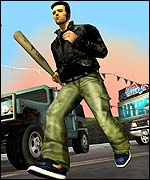Grand Theft Auto III screenshot, Rockstar Games