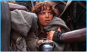 The Lord of the Rings is up for best picture