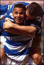 Reading winger John Salako