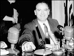 Joseph McCarthy - Pres. Candidate