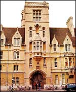 Oxford University s Balliol College