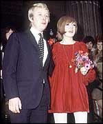 Cilla Black's wedding in 1969
