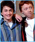Gorgeous Dan and Rupert