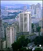 Apartments in Pyongyang