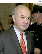 Former Enron chief executive officer Kenneth Lay