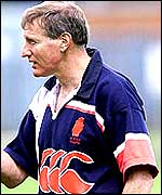 Alan Solomons is now coach at Ulster