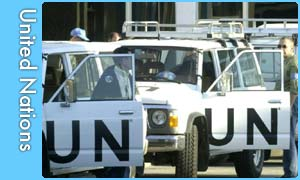 UN inspectors in pre-war Iraq