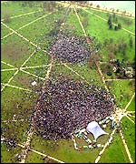 Anti-war demonstration