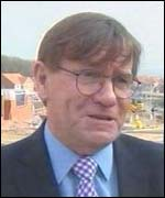 Vale of Glamorgan MP John Smith