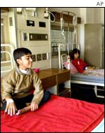Children¿s' hospital in Iraq