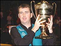 Mark Williams cruised to victory at the 2003 Benson and Hedges Masters
