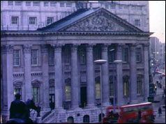 Photo of Mansion House in London