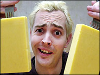 Noah's Cheese Stunt spreads around the World