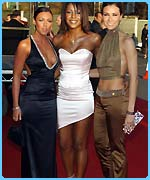 The girls from Liberty X