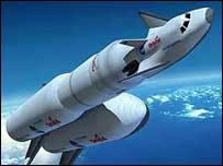 Space plane, Nasa