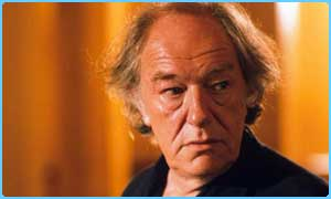 Veteran British actor Michael Gambon will play Dumbledore