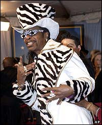 Funk legend Bootsie Collins