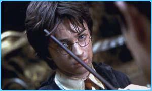 Szene aus Harry Potter und die Kammer des Schreckens