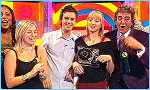 The Saturday Show guests wish Fearne luck