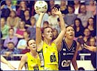 Follow BBC Sport Academy's guide to basic netball skills