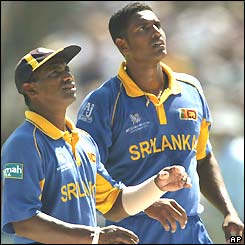 Sanath Jayasuriya and Prabath Nissanka discuss Sri Lanka's next tactic to try and halt the Indian batsmen