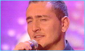 Will Mellor won Celebrity Fame Academy