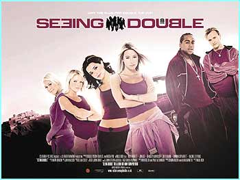 S Club look in the pink to have made their first film, Seeing Double